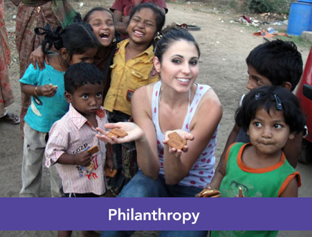 Denise_Garrido_Philanthrophy